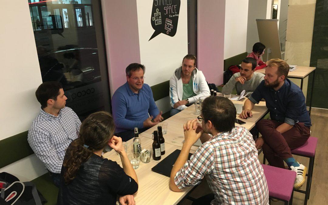Startup Circle #16 mit Thomas Ecker/tecnet equity